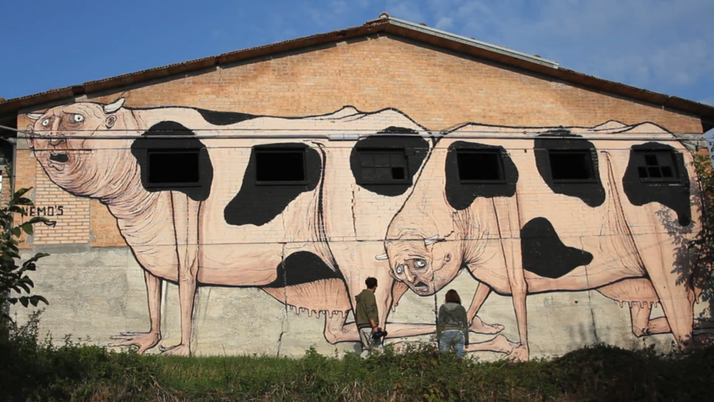 Arte urbana in Italia - Jam storiche e nuovo muralismo